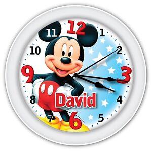 Kids Wall Clock | eBay