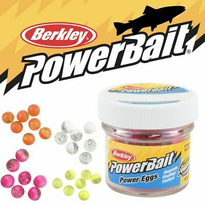 BERKLEY POWERBAIT SCENTED TROUT BAIT FLOATING POWER EGGS