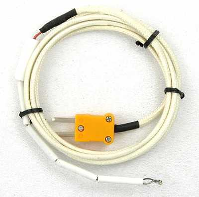 Thermocouple for Digital Pyrometer-Glass Fusing, Annealing, Ceramics F