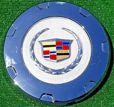 Cadillac Escalade Wheel Center Cap Excellent Genuine OEM Factory GM 22 inch ONE