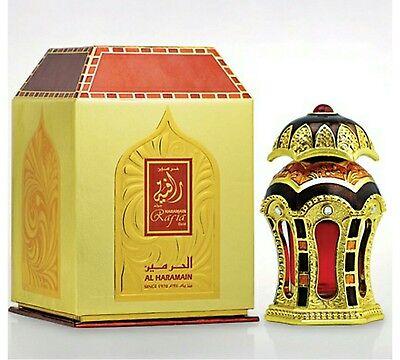 Rafia Gold Silver By Al Haramain Oil Based Arabian Attar 3Ml To 20Ml