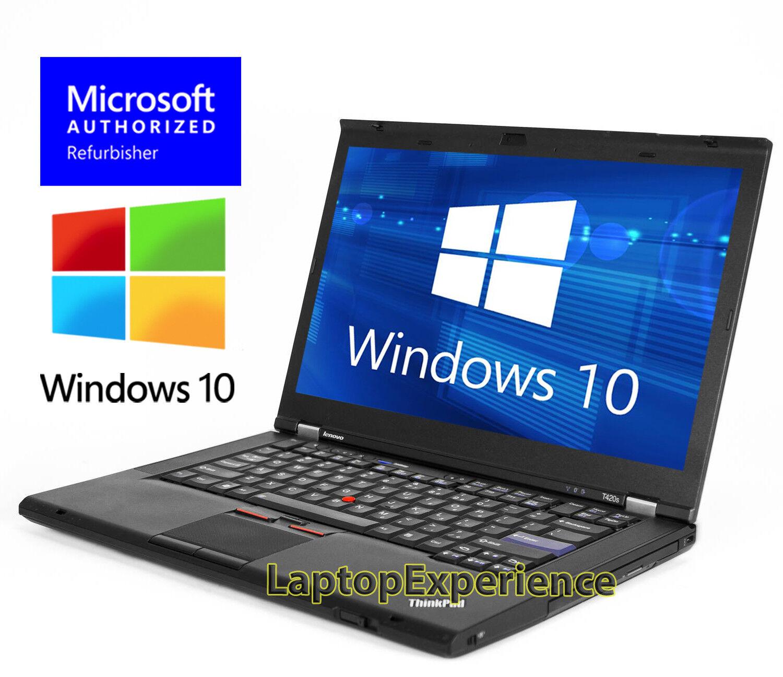 Laptop Windows - LENOVO LAPTOP T420s INTEL CORE i5 2.5GHz 128GB SSD HD WEBCAM WINDOWS 10 WIN WiFi