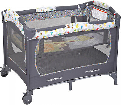 Tanzania Nursery Center Playard Baby Infant Bassinet Playpen Crib Nursery Center for sale  Shipping to South Africa