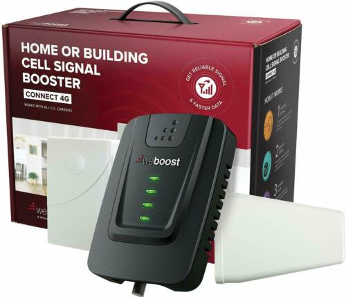 weBoost Connect 4G Cell Phone Booster Kit - 470103 - Open Box