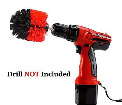 Tile Grout Power Scrubber Cleaning Drill Brush (heavy duty)