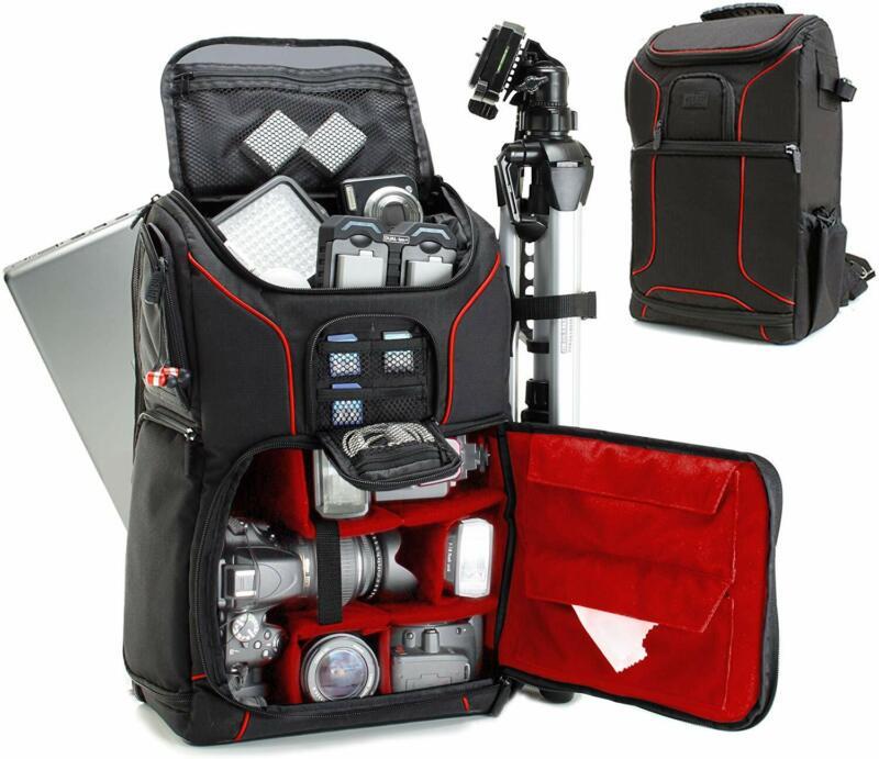 slr camera backpack case 15 6 inch
