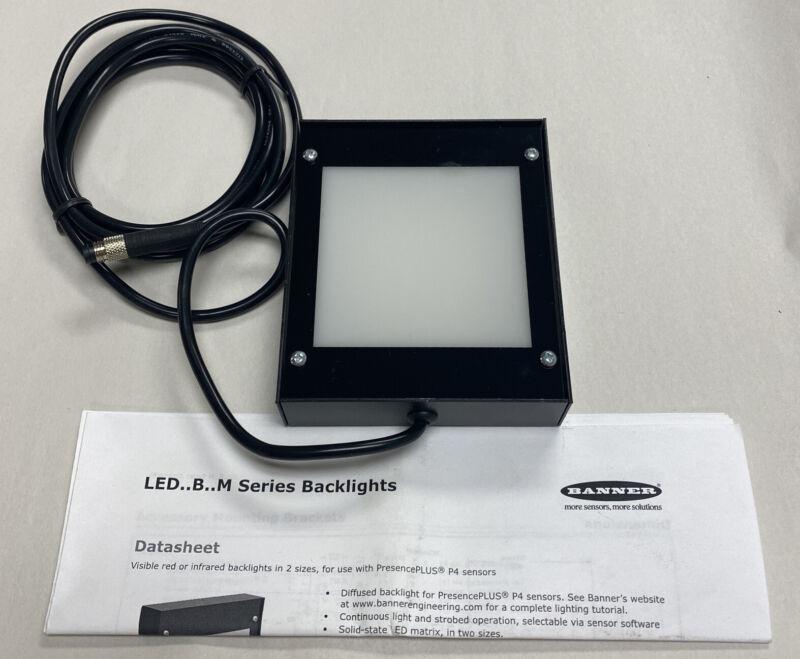 Banner LEDRB70X70M LED Series Backlights
