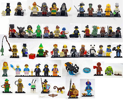 LEGO Series 2 - 6, Movie & Misc Minifigures Minifigure - Choose A Minifig