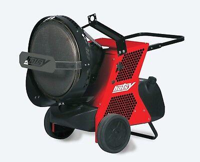 Hotsy Heatmizer 115 Radiant Portable Heater 115000 Btus 1.103-078.0
