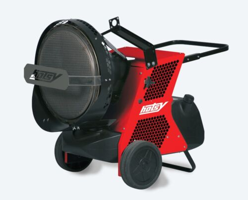 Hotsy HeatMizer 115 Radiant Portable Heater, 115,000 BTUs, 1.103-078.0