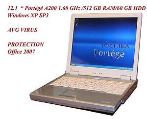 12.1  - Portégé A200 1.60 GHz /512 GB RAM/60 GB HDD Colyton Penrith Area Preview