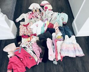 0-3month girl lot