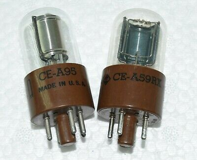 Cetron CE-A95  and CE-A59RX Bulbs from Bausch & Lomb Spectronic 20
