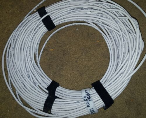 Honeywell RG59 Plenum Coax Cable, 5351, Not in box, 156 feet