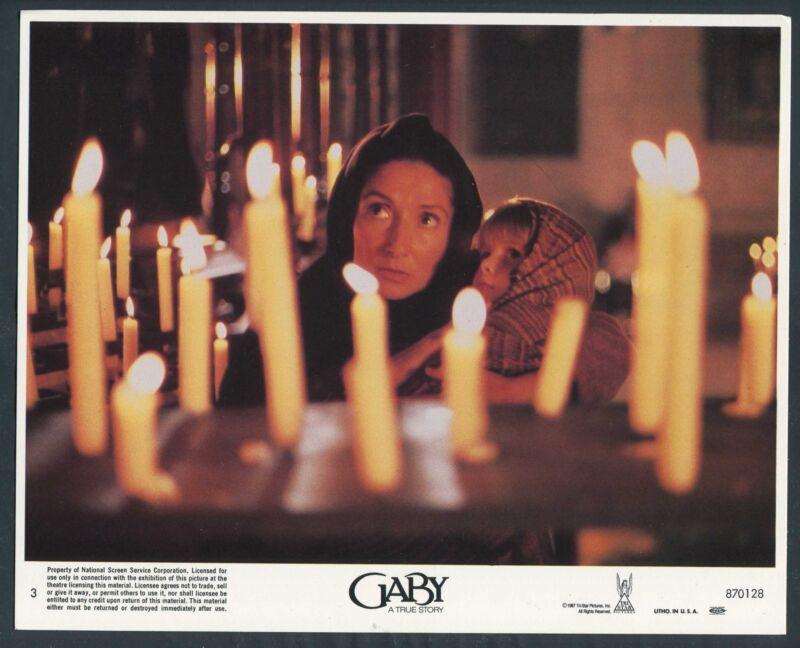NORMA ALEANDRO PAULINA GOMEZ CHILDSTAR Gaby A True Story '87
