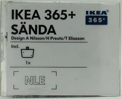 IKEA Sanda 365+ Track Lighting System Line Voltage Adapter 001.492.23 #21338