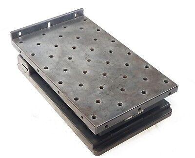 Omer E Robbins B10 Sine Plate 12-12 X7-34 Non Magnetic Comp Suburban B-10-sp