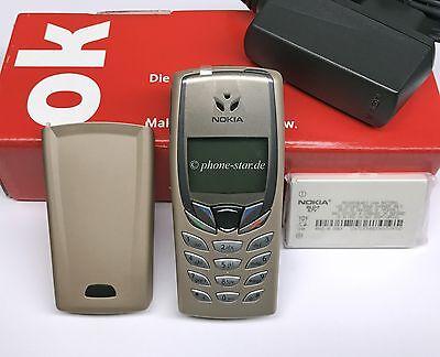ORIGINAL NOKIA 6510 NPM-9 RETRO HANDY MOBILE PHONE WAP GPRS SWAP NEU NEW OVP BOX Original Nokia Box