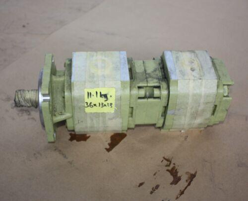REXROTH Bosch PGF3-31/040RL07VM Hydraulic Internal Gear Pump Motor