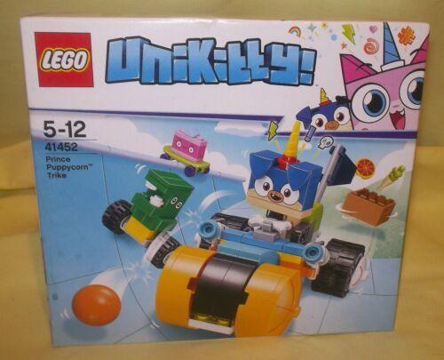 LEGO+UNIKITTY+PRINCE+PUPPYCORN+TRIKE+41452