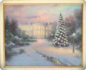 Thomas Kinkade Offset Lithograph