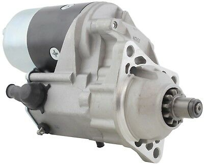 New Starter Bobcat W Kubota V2203 Engine 12v 11tooth 6667587 2280005811 10461653