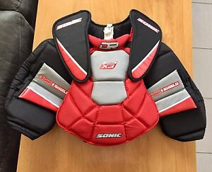 YOUTH SIZE GOALIE CHEST PROTECTOR