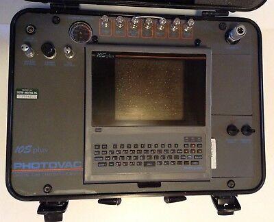 Photovac 10s Plus Digital Gas Chromatograph