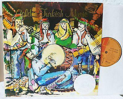 YILLARIN SESLERI – Longa Ve Sirtolar LP  GOLDEN TURKISH MUSIC 4
