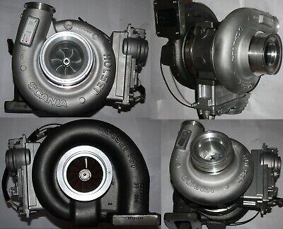 Holset HE500VG (HX55V) billet VGT turbo 9cm-31cm. 1000bhp+ capable. HX52 HX55