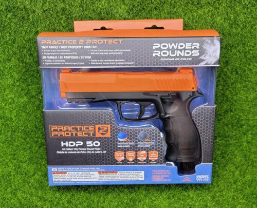 Umarex T4E P2P HDP Pepper .50 Air Pistol CO2 & 10x Powder & Rubber Balls 2292303