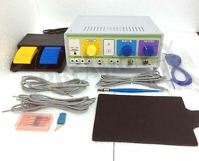Electro Surgical Cautery Diathermy Coagulation Monopolar Bipolar 300w Unit