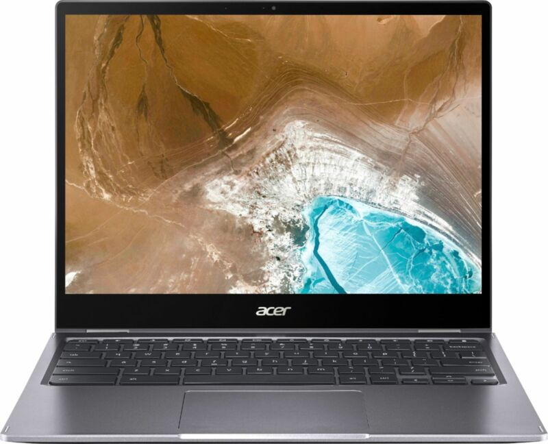 "Acer - Chromebook Spin 713 CP713-2W-3311, 13.5"" 2K VertiView - Intel Core i3..."