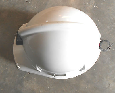 Topgard Msa Topgard Hard Hat W Light Mount Suspension O-8
