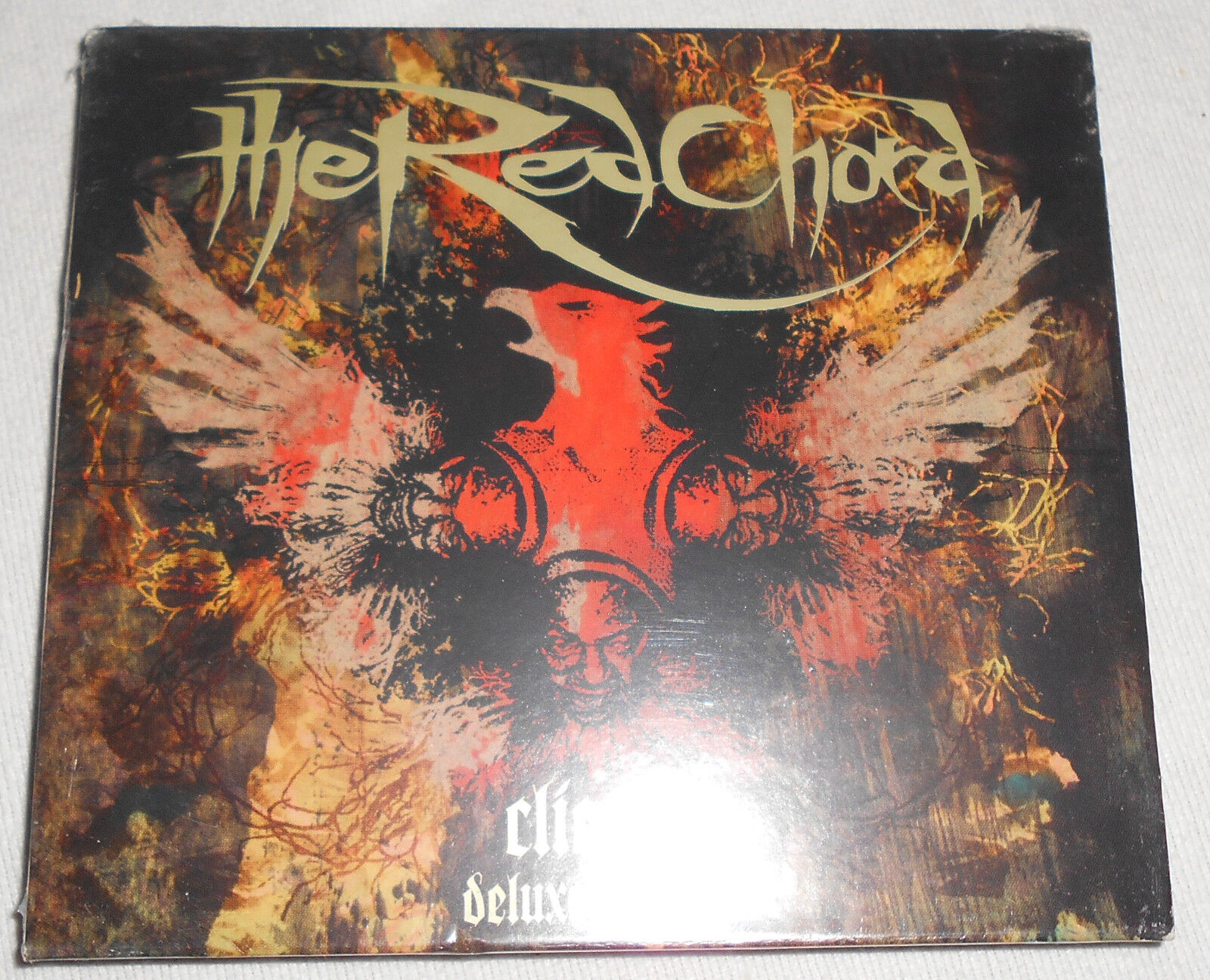 The Red Chord Clients Deluxe Edition CD ECD 2006 Metal Blade Digipak NEW