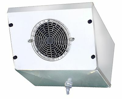 High V Profile Reach-in Cooler Evaporator Blower 1700 Btu 240 Cfm 110v