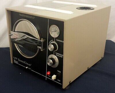 Autoclave Midmark M7 Sterilizer Dental Veterinary Salon Steam