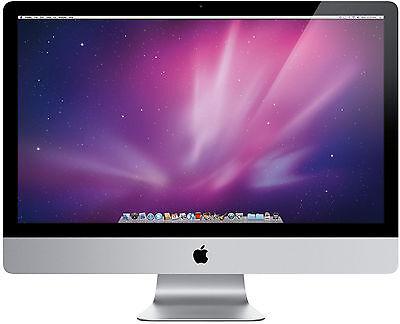 Apple Imac 27   Mid 2011  Desktop   Mc813ll A 2 7Ghz Core I5 8Gb Ram 1Tb
