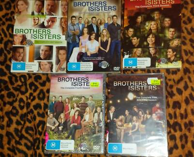 Complete Series of Brothers & Sisters. BARGAIN!!!!!