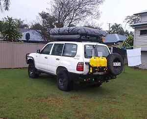 toyota landcruiser turbo and locked Hendra Brisbane North East Preview