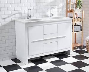 Bathroom Cabinet basin stone bench top gloss luxury design vanity Port Adelaide Port Adelaide Area Preview