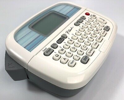 Brother P-touch Pt-90 Thermal Label Maker Lcd Screen Tested Working
