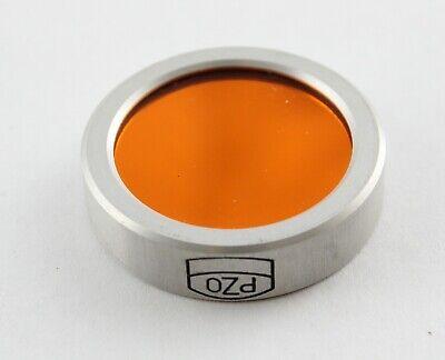 Pzo Fl 590nm Bandpass Filter Microscope 32mm