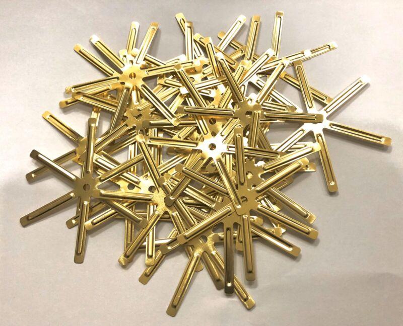 (12) Premium Quality Universal Brass Golf Shims .335 to .350 / .355 to .370