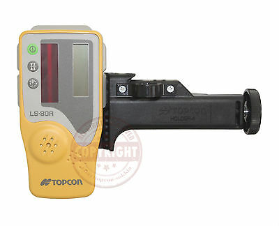 Topcon Ls-80a Laser Receiver Wbracketsensordetectorholder 6level