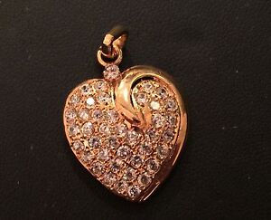 Gold plated heart Pendant West Pennant Hills The Hills District Preview