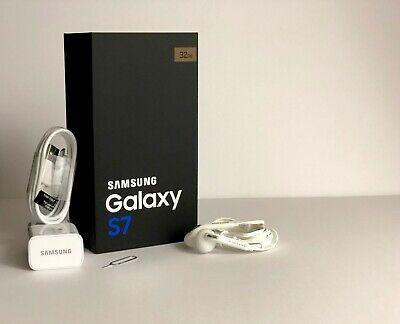 """Open Box"" Samsung Galaxy S7 SM-G930U 32GB GOLD Internationally GSM Unlocked!"