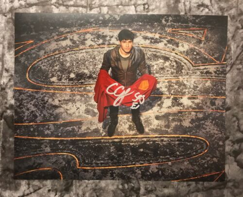 GFA Krypton Seg-El * CAMERON CUFFE * Signed 11x14 Photo Poster MH1 COA
