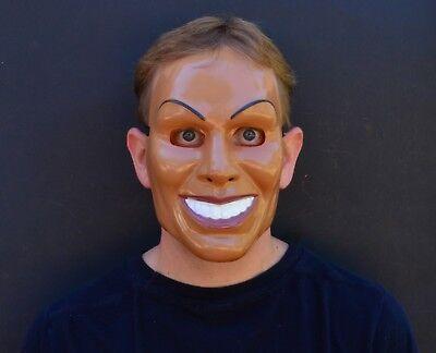 Creepy Scary Halloween The Purge Anarchy Mask (MALE) ()