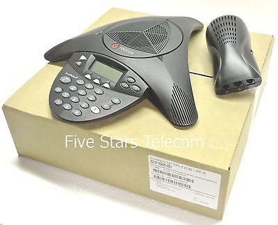 Polycom Soundstation 2 Ex Conference Phone Station 2200-16200-001